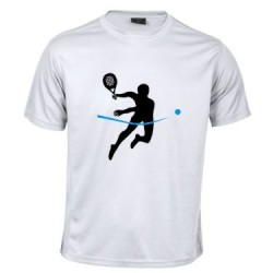 Camiseta Transpirable Pádel