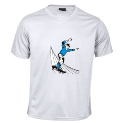 Camiseta Transpirable Skate
