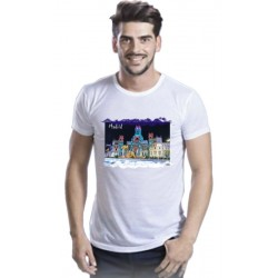 Camiseta Unisex Madrid